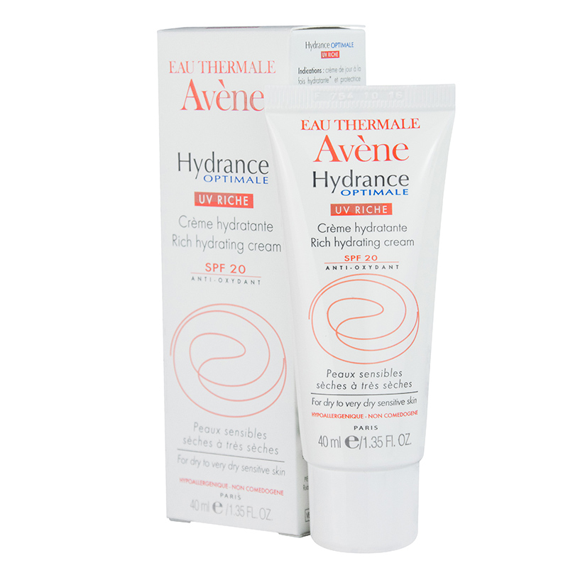 AVENE HYDRANCE OPTIMALE UV RICHE CREMA RICCA CON FILTRO SPF 20