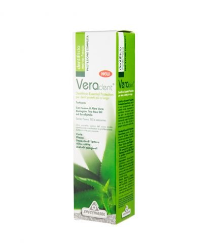 VERADENT DENTIFRICIO ESSENTIAL PROTECTION ALL'ALOE