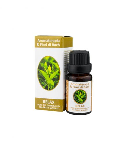 OLI ESSENZIALI DI TEA TREE E WALNUT