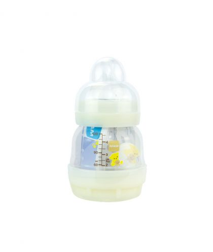 MAM BIBERON FIRST BOTTLE ANTI-COLICHE 130ML 0m+