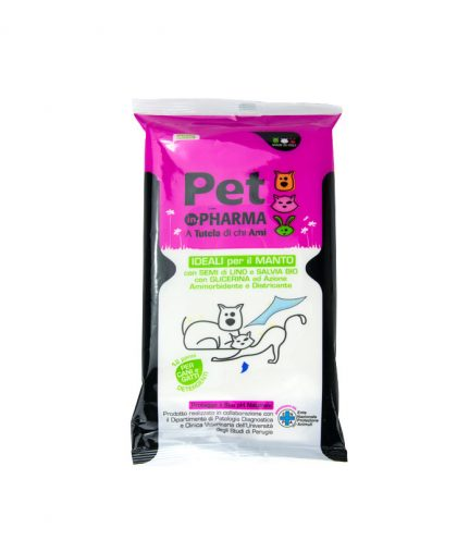 PET IN PHARMA PANNI DETERGENTI MANTO