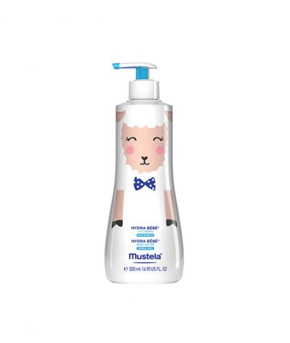 MUSTELA LATTE CORPO 500ML – LIMITED EDITION